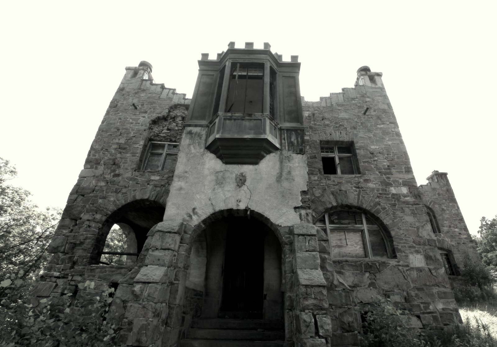 Kimball S Castle Gilford New Hampshire